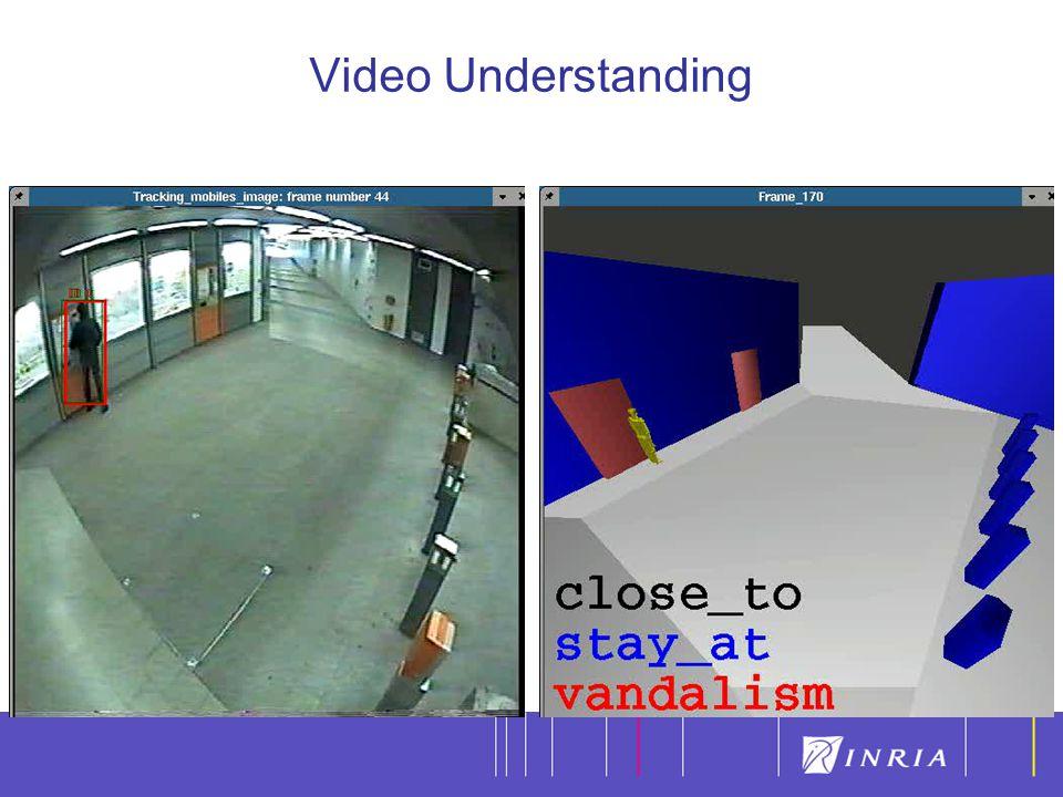 13 Video Understanding Vandalism in metro (Nuremberg)