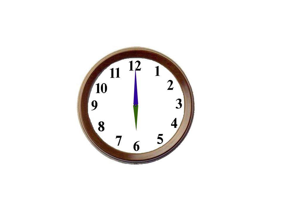 Il est cinq heures.