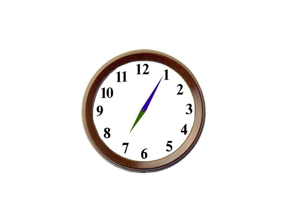 Il est une heure dix.