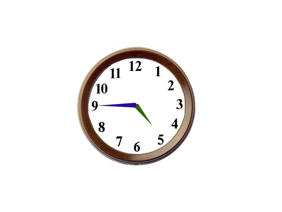 Il est trois heures et demie.