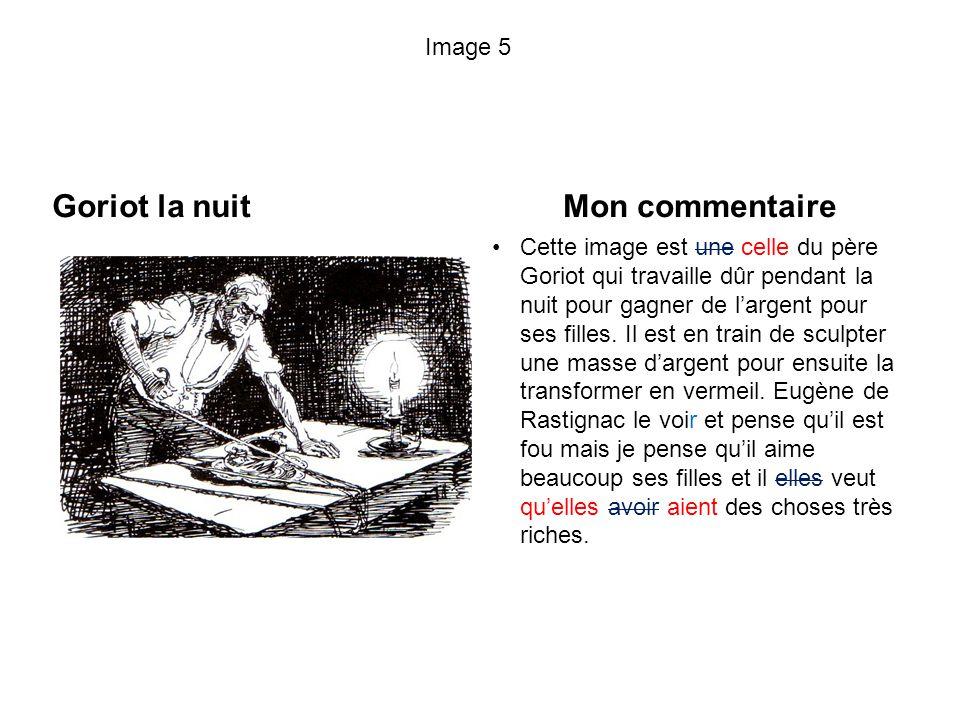 Image 6 Vautrin et Rastignac Mon commentaire Sous un arbre, Vautrin et Rastignac sen [de quoi?] parlent.