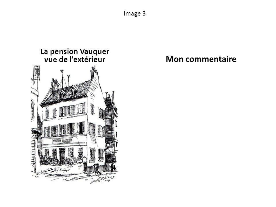 Image 4 La pension Vauquer vue de lintérieur Mon commentaire