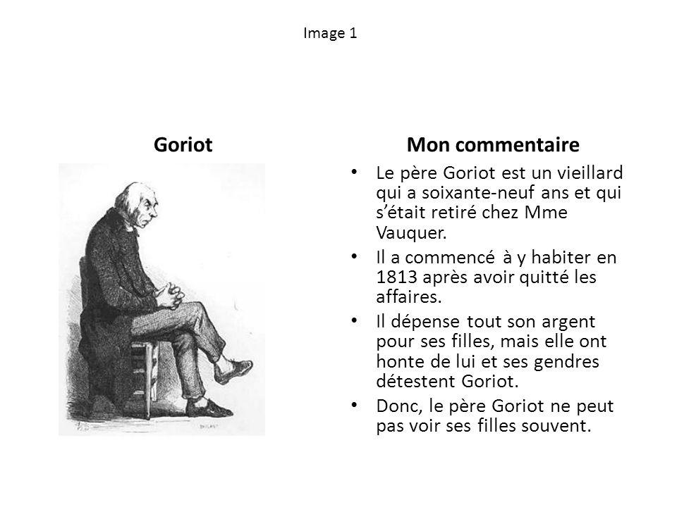 Image 2 Madame VauquerMon commentaire Mme Vauquer est la propriétaire dune pension bourgeoise qui sappelle la Maison Vauquer.