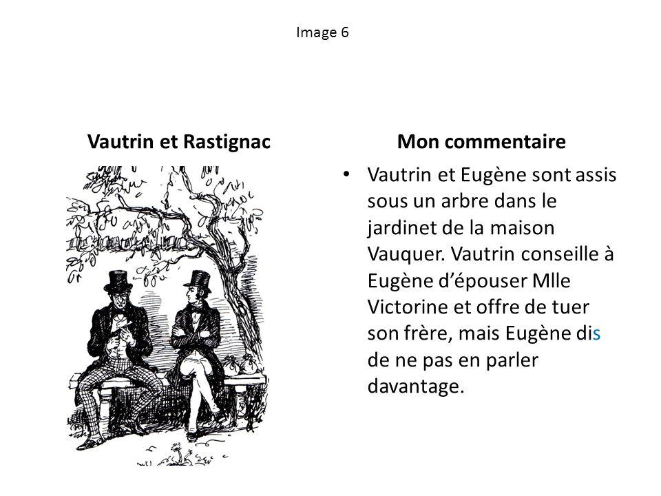 Image 7 Rastignac et la vicomtesse aux Italiens Mon commentaire Madame de Beauséant et Eugène regardent les Italiens.