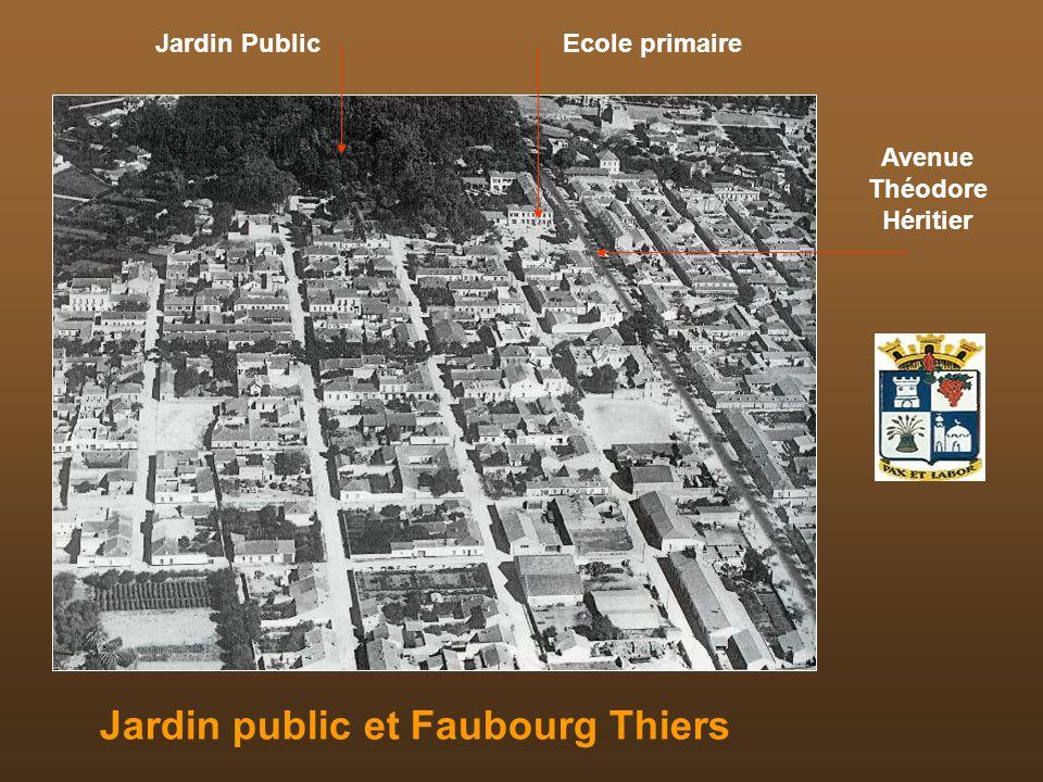 Boulevard Général Rollet Faubourg Thiers Quartier Viénot