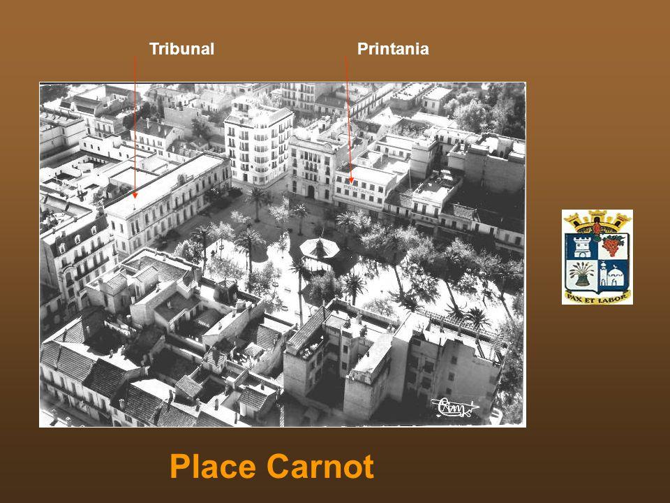 Place Carnot TribunalPrintania