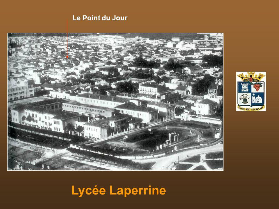 Petit Vichy Avenue Fallières Lycée Laperrine Avenue Edgard Quinet