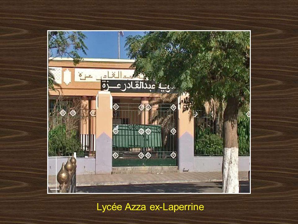 Lycée Azza ex-Laperrine