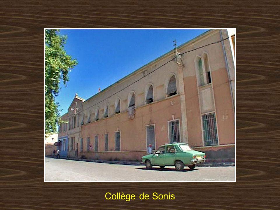 Collège de Sonis
