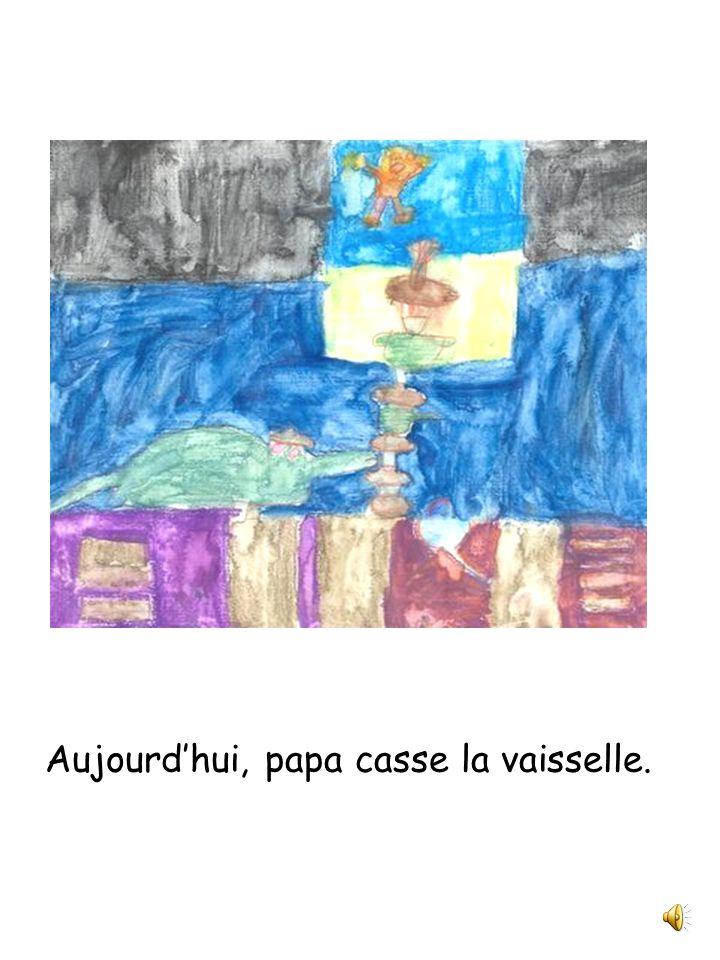 Papa est un alligator Julie et compagnie Classe de 2 e année Écrit et illustré par Emmanuelle Bourassa