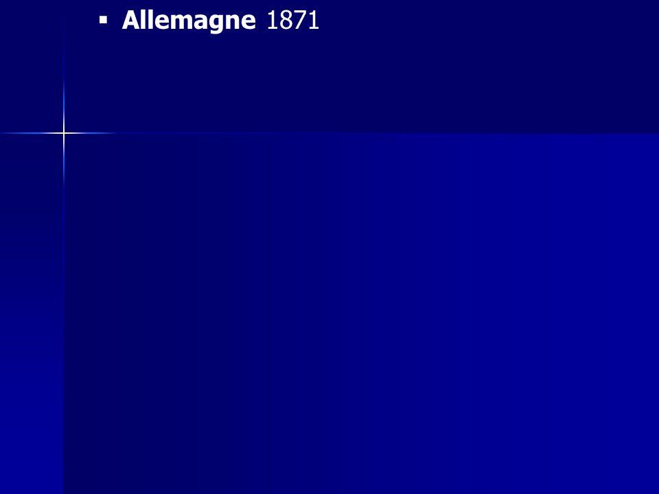 Allemagne 1871