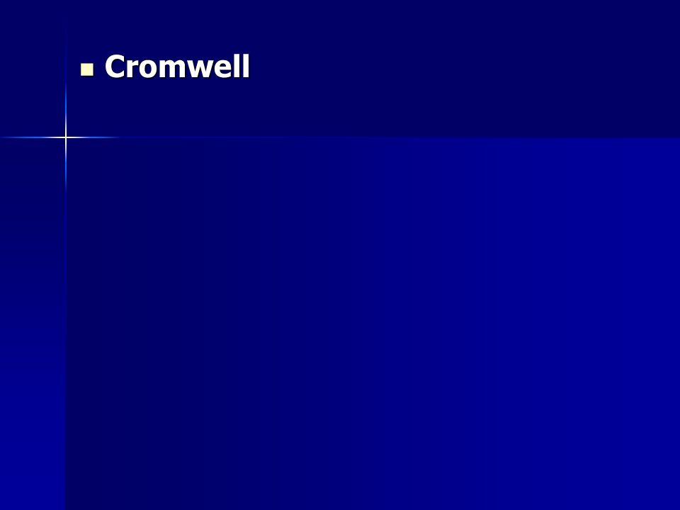 Cromwell Cromwell