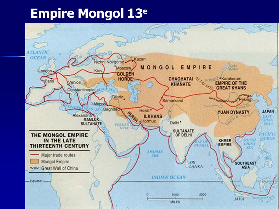 Empire Mongol 13 e