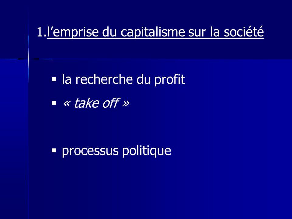système contradictoire la plus-value = + travail des hommes le progrès technique = - de travail humain -> marge de plus-value diminue -> chute tendancielle du taux de profit Chapitre 6 Marx