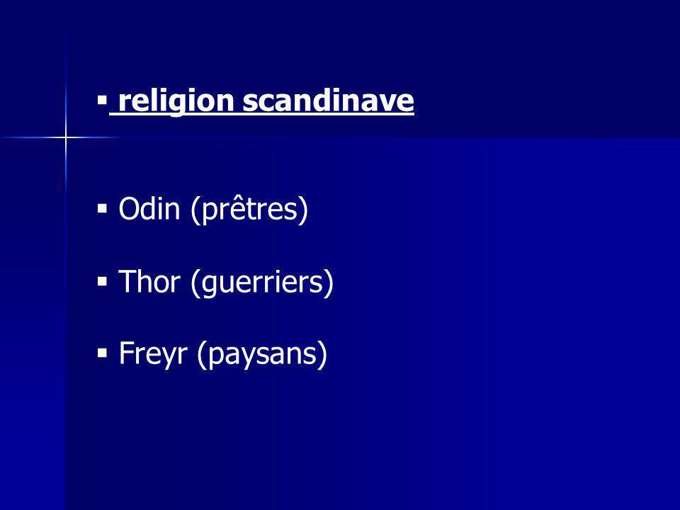 hindouisme Brahma (prêtres) Shiva (guerriers) Vishnu (paysans)