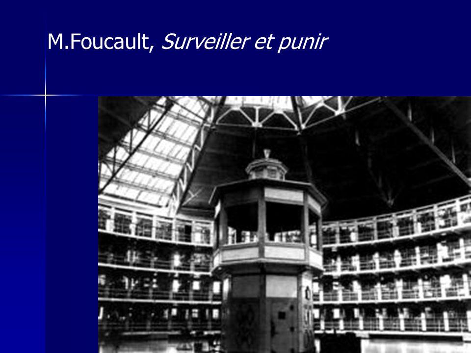 M.Foucault, Surveiller et punir