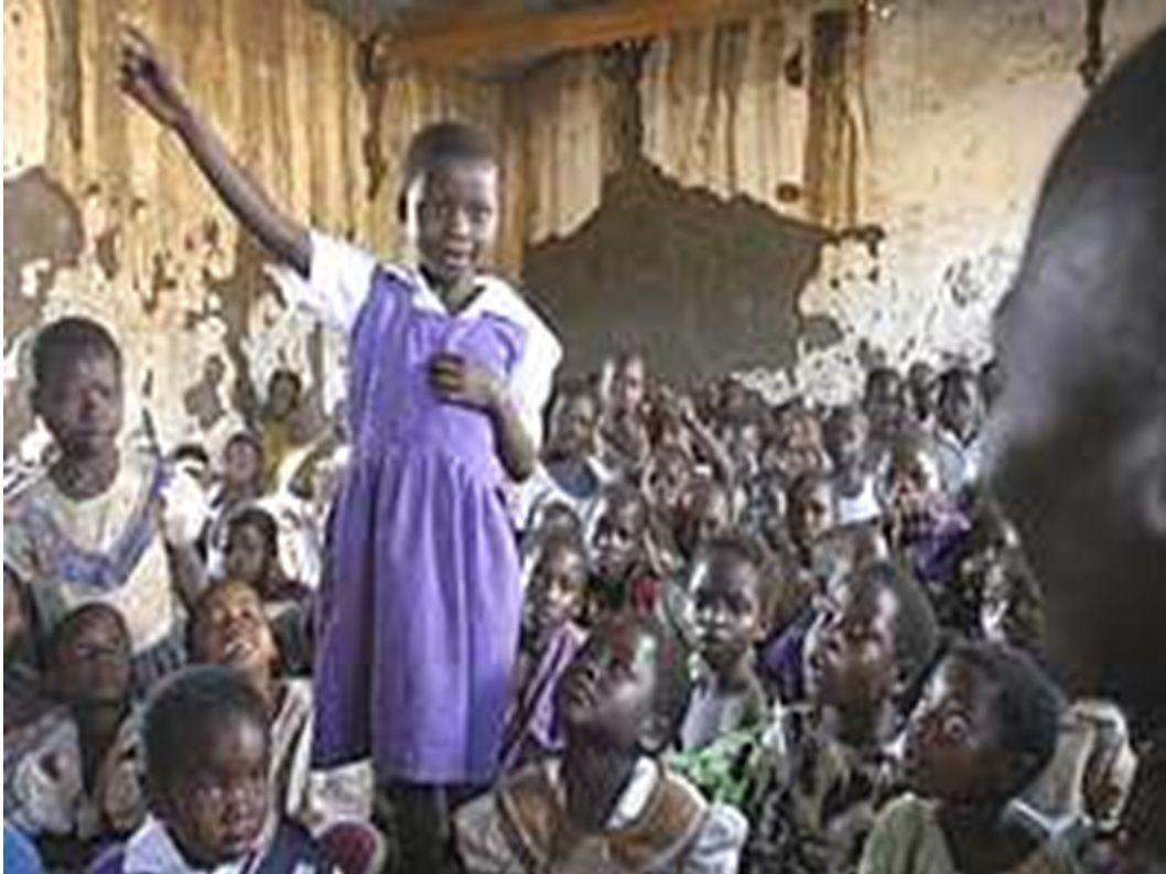 Chapitre 1 : Léducation un droit, une nécessité, une conquête A Des inégalités à léchelle mondiale I.
