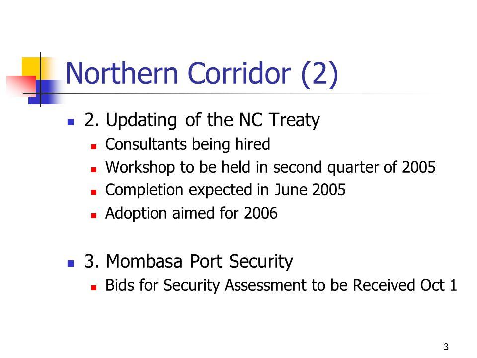 3 Northern Corridor (2) 2.