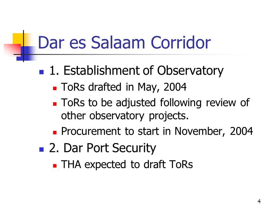 4 Dar es Salaam Corridor 1.