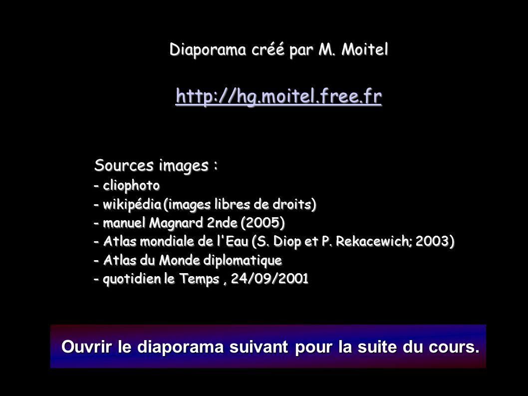 Diaporama créé par M. Moitel http://hg.moitel.free.fr Sources images : - cliophoto - wikipédia (images libres de droits) - manuel Magnard 2nde (2005)