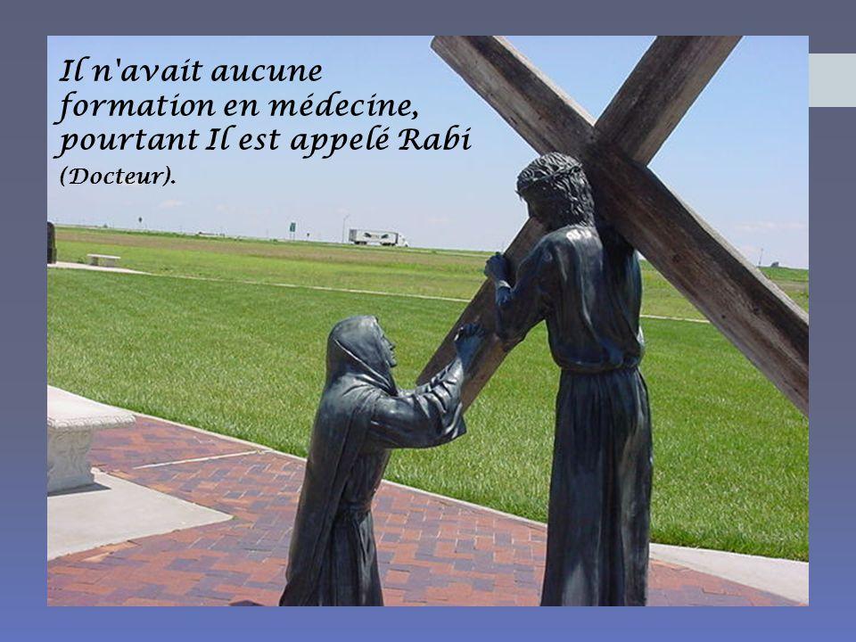 En religion, Il a dit :Nul ne peut aller au Père quen passant par Moi