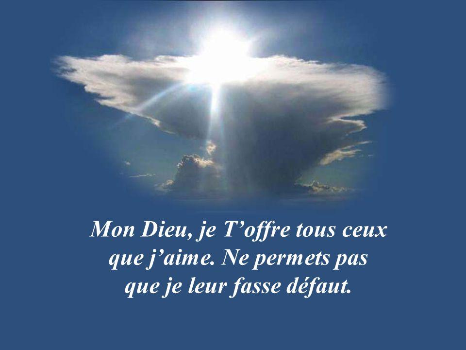 Je Te le demande dans Ton précieux nom, avec toute Ta gloire, Ton amour, Ta fidélité et Ta bonté mon Dieu.