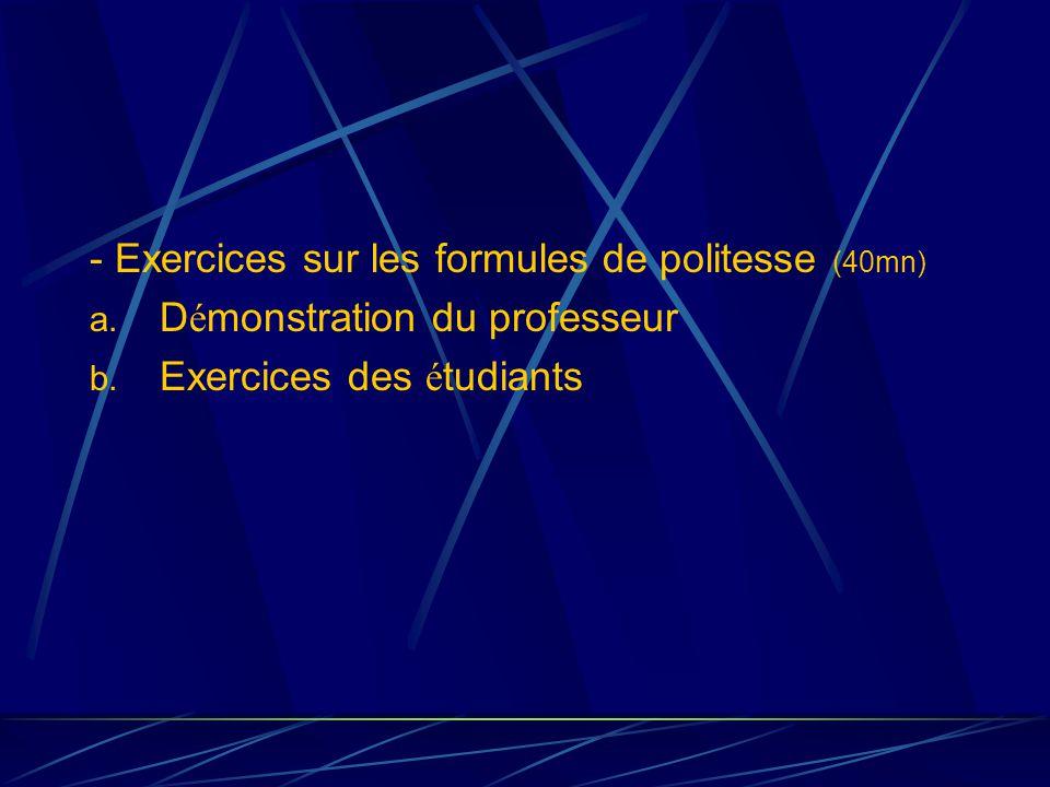 -Référence: (5mn) 1.1996 P.10 2. 2004 P.83 3. 2003 P.32 4.