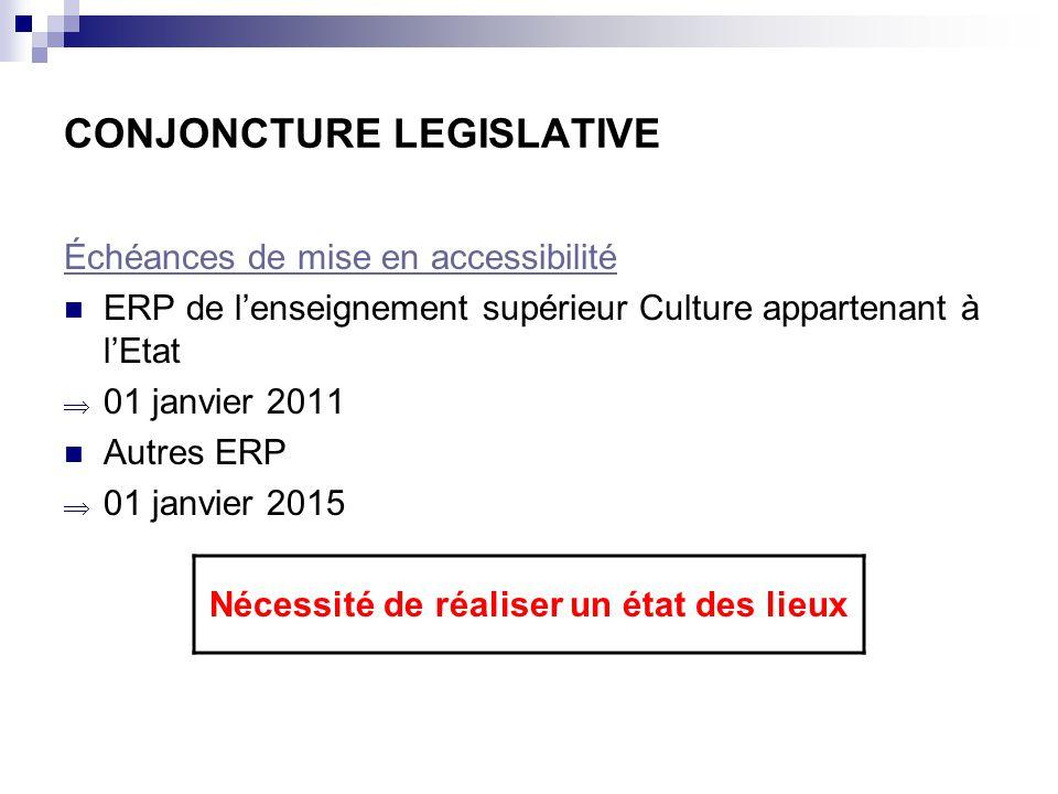 La mise en œuvre de la loi du 11 février 2005