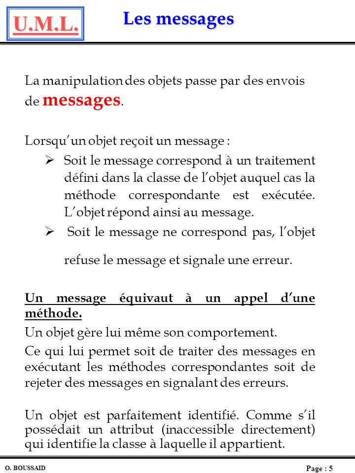 U.M.L.Page : 15 O.