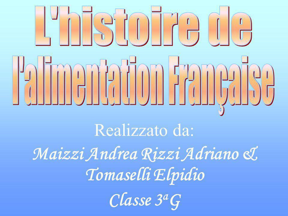 Realizzato da: Maizzi Andrea Rizzi Adriano & Tomaselli Elpidio Classe 3 a G