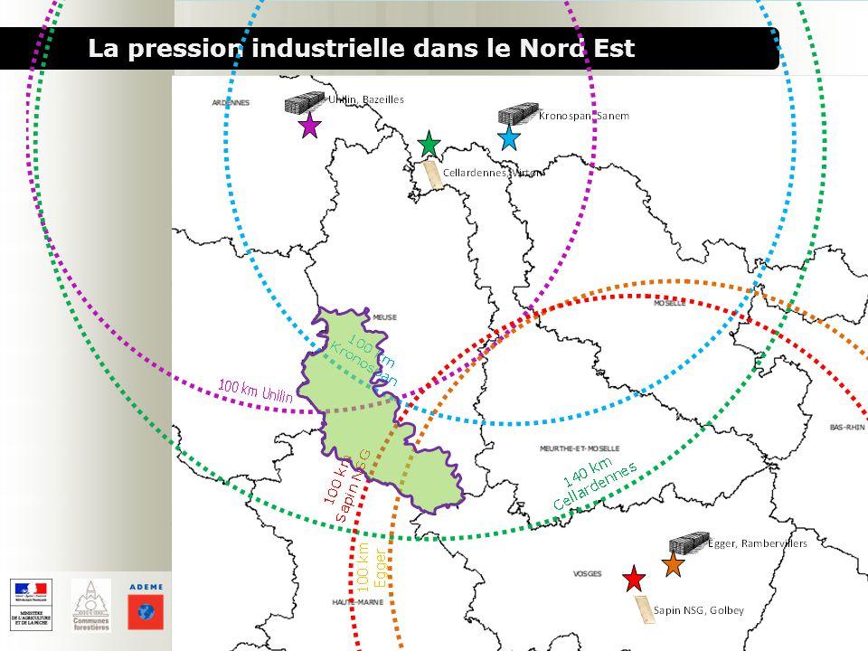 1000 chaufferies bois pour le milieu rural La pression industrielle dans le Nord Est