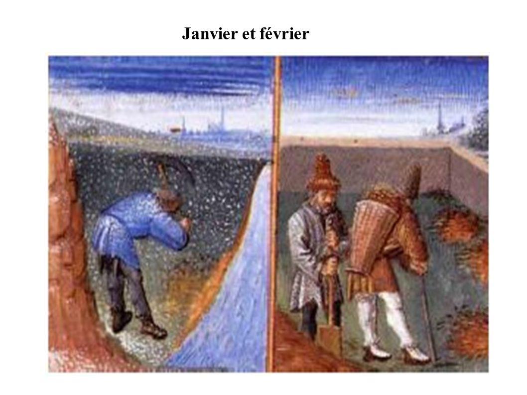 Janvier et février