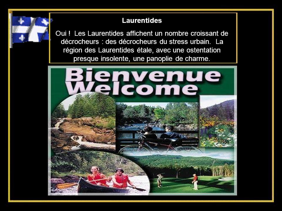 Lanaudière Une destination où vous aurez un grand plaisir à découvrir que la nature et la culture se côtoient fréquemment et en toute harmonie.