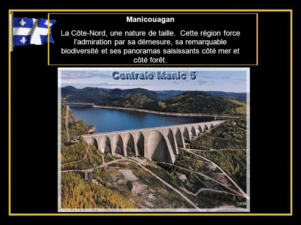Lac Saint-Jean Cette région symbolise pour pratiquement tous les québécois… la capitale du bleuet. Des gens au verbe coloré qui vous accueillent à bra