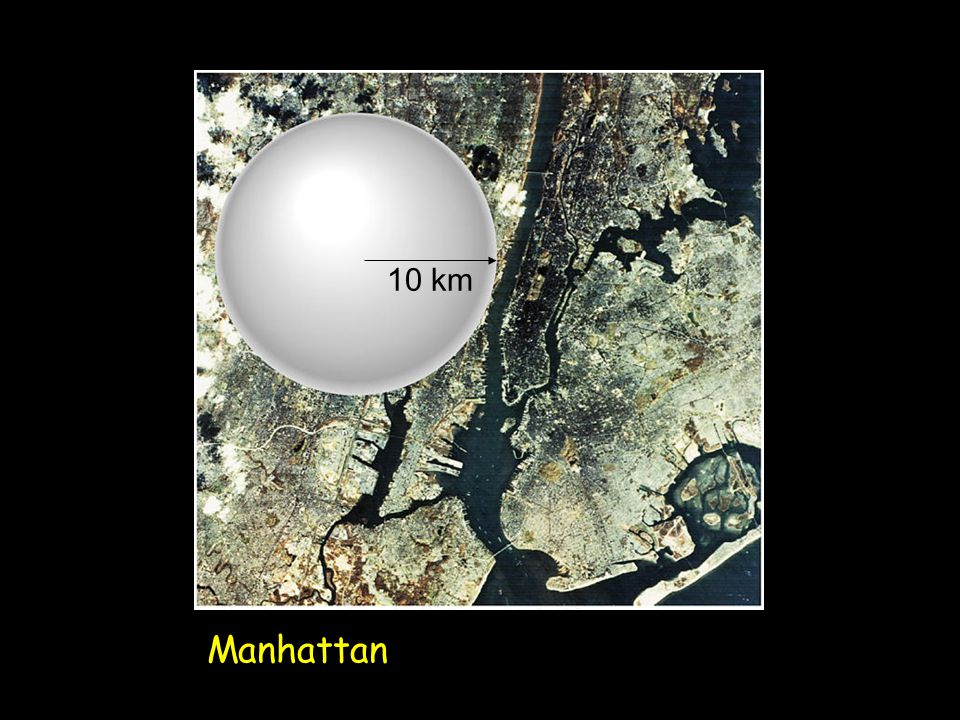 Manhattan 10 km