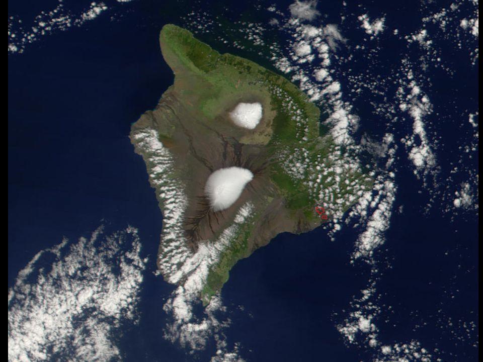 Télescope Canada-France-Hawaii p = 0.6 bar On ne peut survivre si p < 0.5 bar (5800 m)