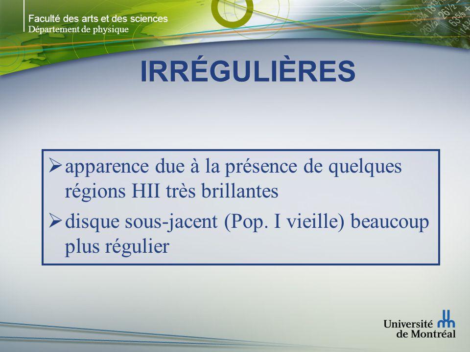 Irrégulières - Im IC 5152 GR 8