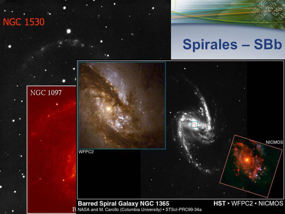 Spirales – SBb NGC 1530