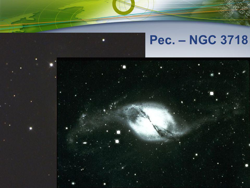 Pec. – NGC 3718