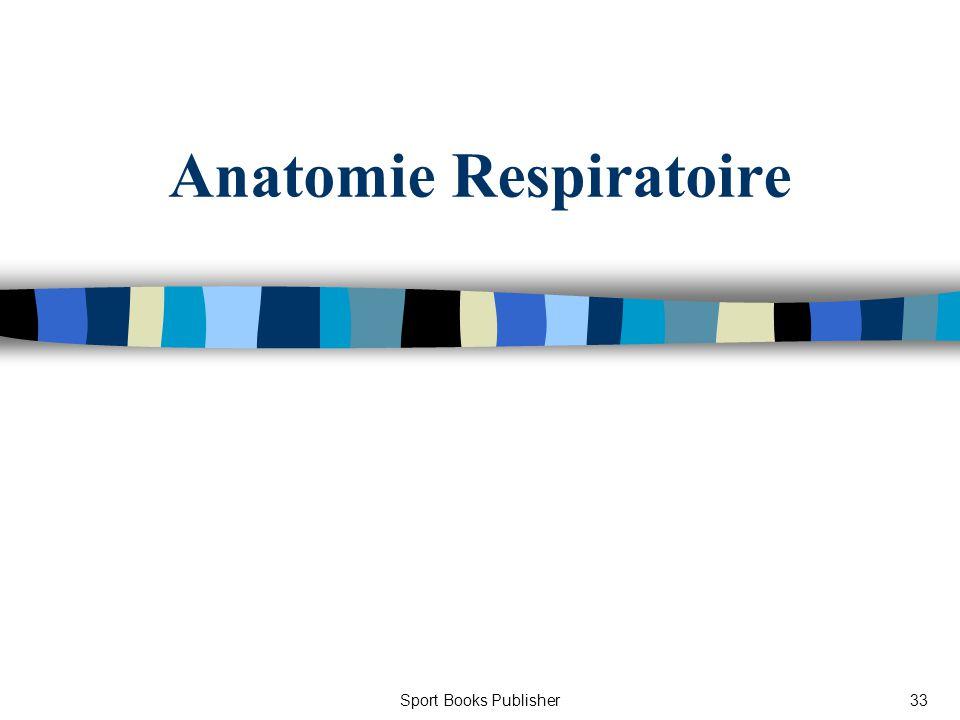 Sport Books Publisher33 Anatomie Respiratoire