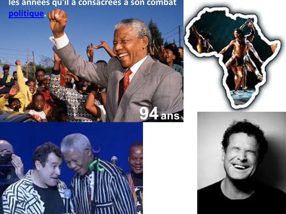 L Afrique du Sud fêtait, mardi 17 juillet, le quatre-vingt-quatorzième anniversaire de Nelson Mandela.
