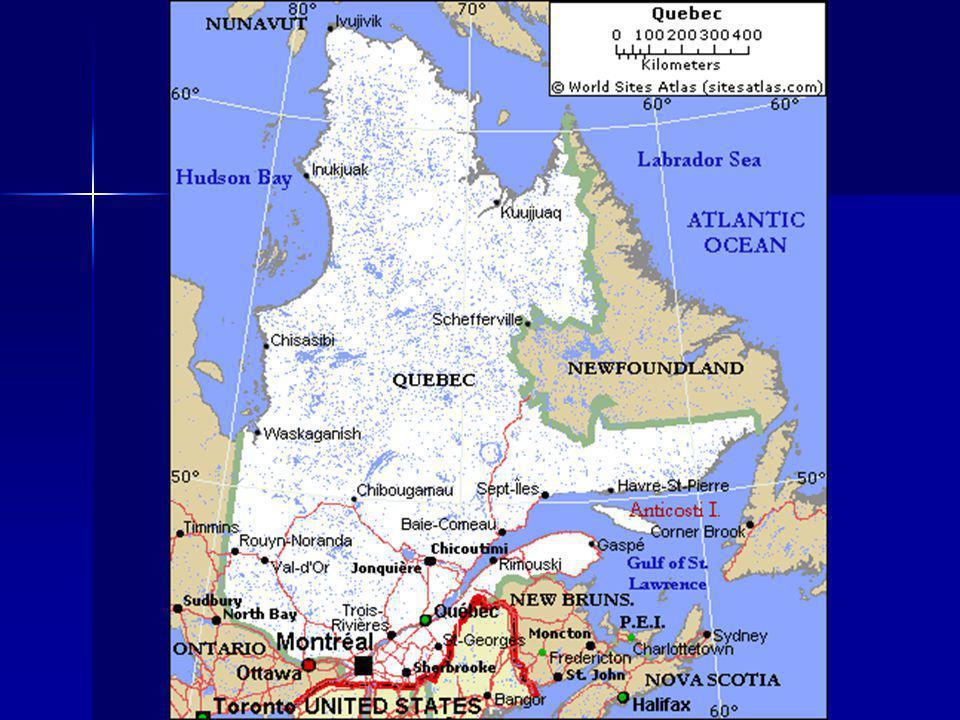 Contexte actuel au Canada Engagement du Canada face au protocole de Kyoto : réduction de 6 % Engagement du Canada face au protocole de Kyoto : réduction de 6 % Québec : secteur du transport = 40 % des émissions de GES Québec : secteur du transport = 40 % des émissions de GES Conflit quant aux politiques environnementales entre le Conflit quant aux politiques environnementales entre le Québec et le Canada - Intérêts pétroliers canadiens - Opinion publique au Québec favorable à Kyoto favorable à Kyoto