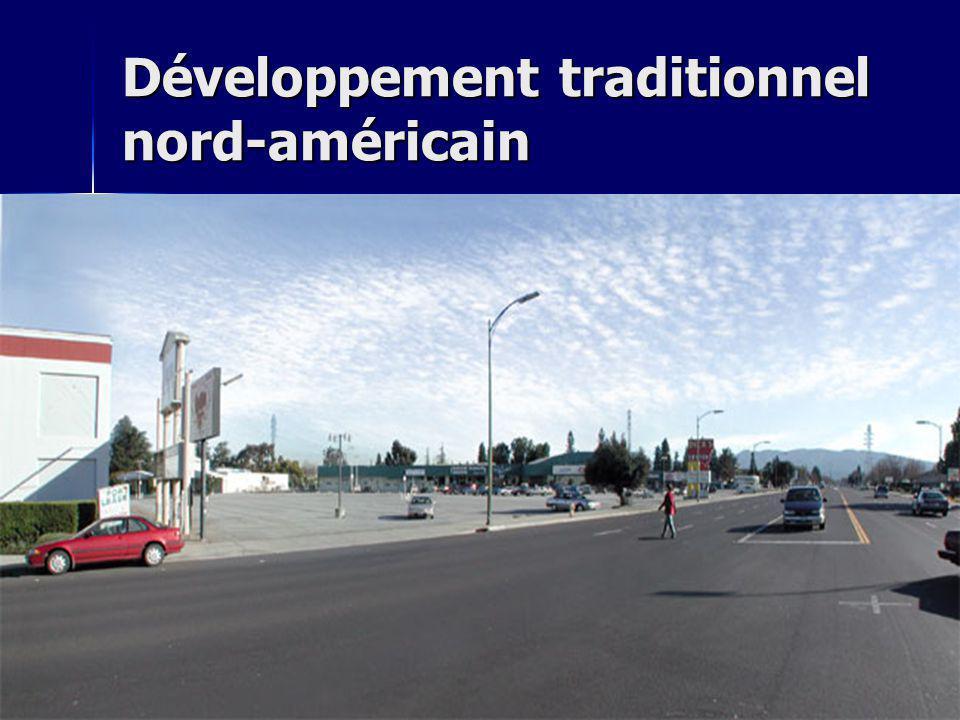 Développement traditionnel nord-américain