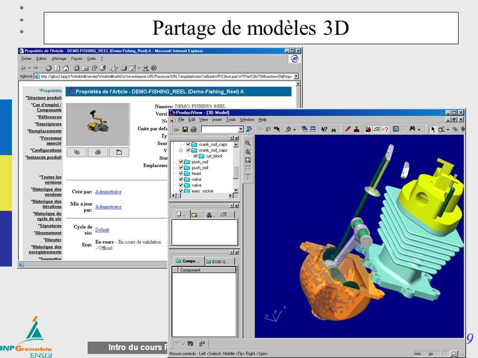 28 Intro du cours PLM Master Pro IPro3 Réalité Virtuelle le retour defforts limmersion (Laboratoire IRCCYN Nantes contact Damien Chablat)