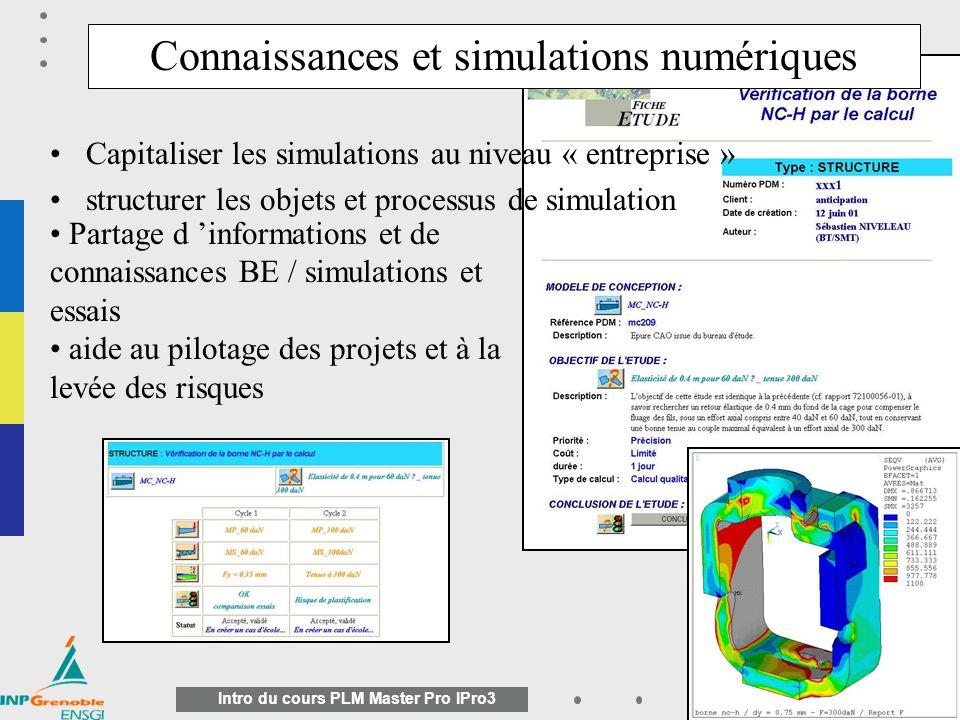 29 Intro du cours PLM Master Pro IPro3 Partage de modèles 3D