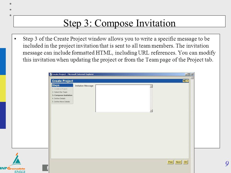 11 0 Module PLM – Part3 : processus, projets, évolutions Enregistrement de configuration (Windchill) (2) –Objectif : à partir d instances de produits créées avec le générateur de produit et enregistrées dans la base de données permet d enregistrer une spécification de variante comme un nouvel article figé