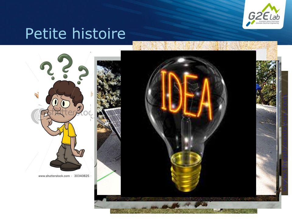 Présentation JDD 2011 – Luiz Villa Petite histoire