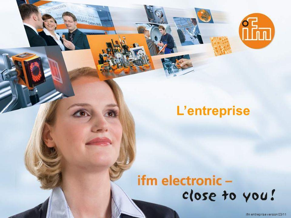 ifm entreprise version 03/11 Lentreprise