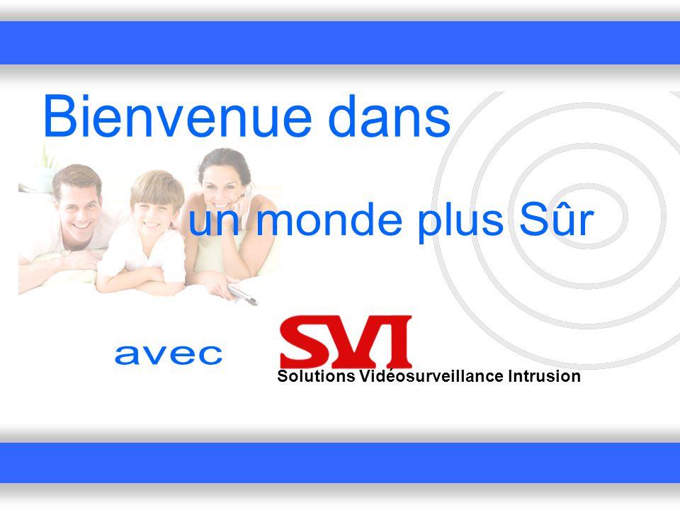 Solutions Vidéosurveillance Intrusion