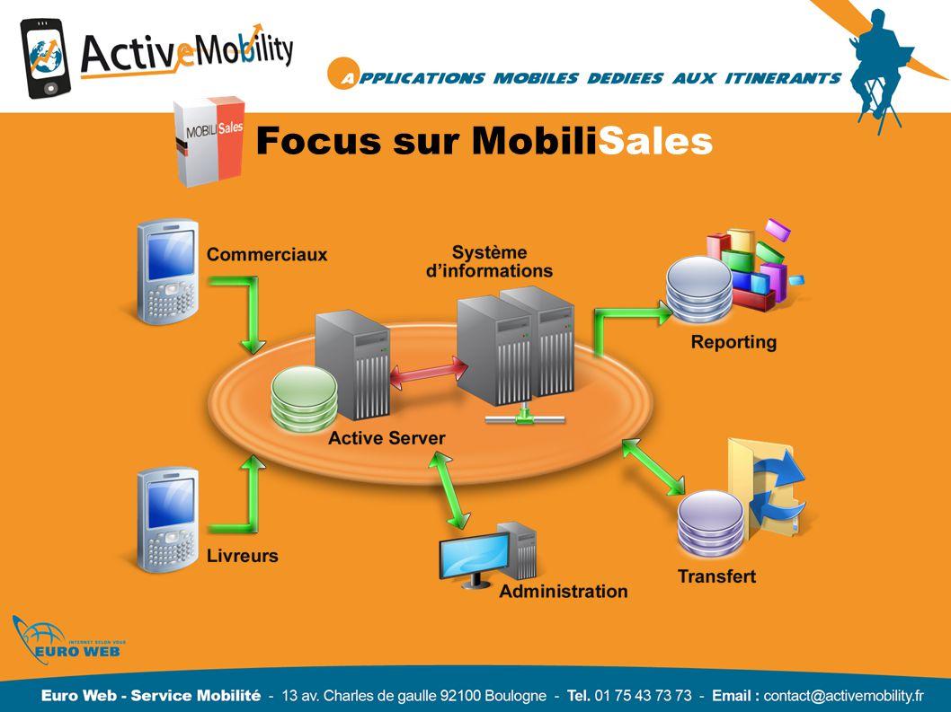 Focus sur MobiliSales